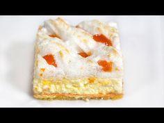 Nem is olyan bonyolult: Rákóczi túrós (Szécsi Szilvi) - YouTube Hungarian Recipes, Vanilla Cake, Cheesecake, Cookies, Youtube, Food, Pie, Crack Crackers, Cheese Cakes