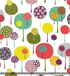 Jane Moss Designs on the Print and Pattern Blog