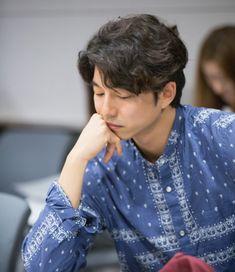 「鬼」コン・ユ、寂しくて輝かしい鬼そのものに変身…撮影現場の写真公開俳優コン・ユ...