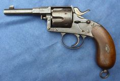 Reichsrevolver Mod 1883 : six-shot revolvers. The caliber was 10.6 mm