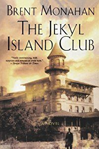 Located on the idyllic Georgia coast, Jekyl Island was the playground of the rich at the turn of the last century. Vanderbilts, Goulds, Rockefellers, and other members of elite society vacationed there, enjoying the finest aspects of Southern hospitality that money could buy and importing the rest from New York. Indeed, the money was good: the club's one hundred members controlled one sixth of the nation's wealth. When one of the club's members is sh