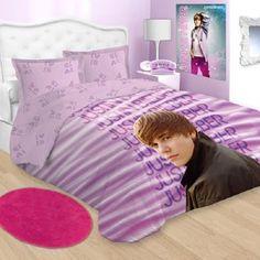 Justin Bieber Bed Set