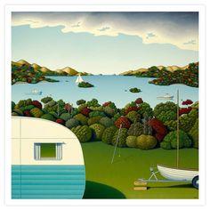 nz artists new zealand art * nz art Christchurch New Zealand, New Zealand Landscape, New Zealand Art, Nz Art, Kiwiana, Wall Art For Sale, Landscape Paintings, Art Paintings, Landscapes