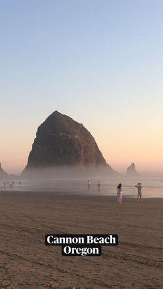 Nature Activities, Summer Activities, Cannon Beach Oregon, Oregon Travel, Oregon Coast, Ultimate Travel, Honeymoon Destinations, Romantic Travel, Pacific Northwest