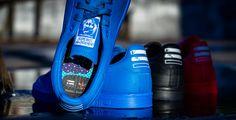 "Pharrell Williams x adidas Stan Smith ""Solids"" Pack - NiceKicks.com"