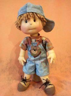 PEDRINHO | ARTE SÃ by Ilma Brescia | DD94C - Elo7 Little Raggedy boy
