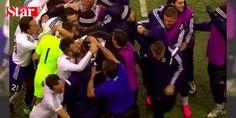 San Marino sosyal medyayı salladı : San Marino 15 yıl sonra Dünya Kupası elemelerinde deplasmanda ilk golünü de atmış oldu. San Marino ekibinin gol sevinci ise sosyal medyayı salladı.  http://ift.tt/2e4Z9yR #Spor   #Marino #medyayı #salladı #sosyal #atmış
