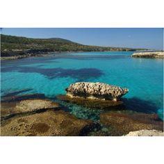 Blue lagoon paphos Cyprus...