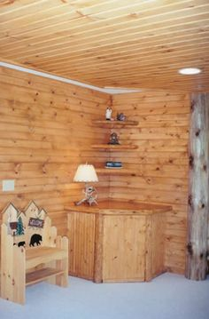 the low shelf hides the sump pump. a panel can be removed to allow for access when needed Basement Remodeling, Basement Ideas, Basement Shelving, Sump Pump, Basement Bedrooms, Home Reno, Storage Room, Game Room, Home Projects
