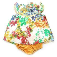 f52e31475 Vestido Bebê Maria Bonita - CutiCutiBaby - Roupas e Acessórios para bebês e  crianças
