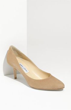 Jimmy Choo 'Irena' Round Toe Pump available at #Nordstrom
