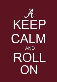 well, i thought my keep calm and roll tide on was original...