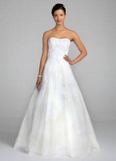 This pretty close to what I have imagined for my wedding dress.