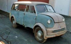 1956 Lloyd LT600