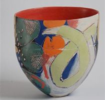 Carolyn Genders - Coiling and Colour  April 27th - May 3rd 2014 http://www.lameridiana.fi.it/pottery_workshops_carolyn_genders_18_14.htm