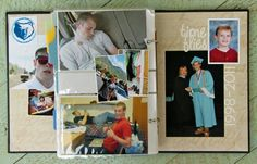 180 days album for the last year of HS