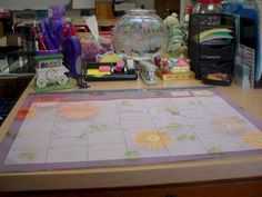 Great ideas for setting up your desk area and teacher files.  Helpful at the beginning of the year when you set up your classroom.  Beginning teachers, this is a must for you!