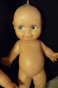 kewpie doll!! this is especially dear to my heart because my dad used to style my hair in a little spout and call me kewpie doll ;_; i used to have some in brazil but they got lost in the move