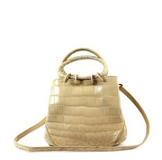 New Product, Leather Handbags, Bucket Bag, Campaign, Beige, Medium, Link, Shopping, Products