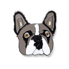 UNITED RETRIEVER CLUB Enamel Lapel Pin Badge DOGS