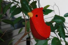 Well, maybe not, but it's cute and I wish I could...  from I Could Make That (New Crafts Every Friday)