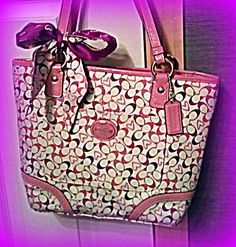 My new Coach purse! <3