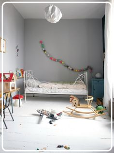 Una casita en el árbol: Minnen: la cama de niños de ikea.