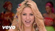Shakira - Waka Waka (This Time for Africa) (The Official 2010 FIFA World...