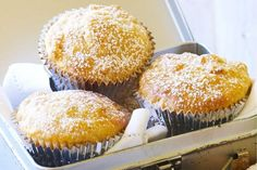 Mid-morning muffins Healthy Meals For Kids, Easy Healthy Recipes, Quick Easy Meals, Easy Dinner Recipes, Kids Meals, Sweet Recipes, Kid Recipes, Healthy Eats, Bread Recipes