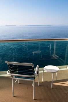 Balcony views on Liberty of the Seas. Pinned from Royal Caribbean International #cruise #cruiseabout