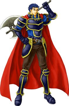 Hector Top 10 Fire Emblem Characters of All Time