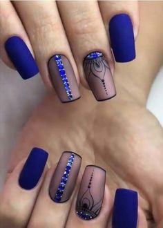 Glitter french nail design kit clear blue 2019 point medium full wrap is part of Summer nails Blue Mermaid - Glitter french nail design kit clear blue 2019 point medium full wrap Glitter French Nails, Cute Acrylic Nails, Gel Nails, Nail Polish, Coffin Nails, Nail Nail, Toenails, Blue French Manicure, Blue Glitter Nails