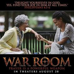 War Room – Quotes | Shepherd Project Ministries