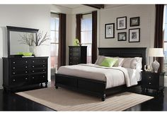 Master bedroom set ..lalalove!