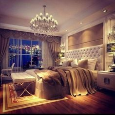 Love the bed but not too crazy about how the bed is made. Love the curtains too!