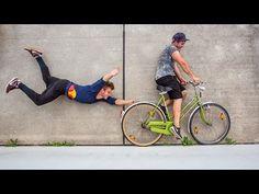 Jason Paul's Freerunning Illusions - YouTube