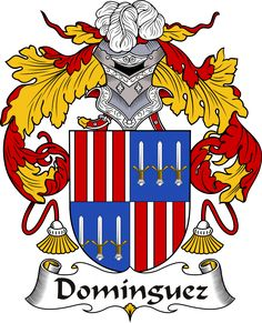 Domínguez Coat of Arms, Domínguez Family Crest, Domínguez escudo de armas, Domínguez cresta de la familia