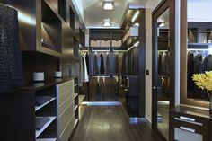 YES The Boutique Closet - contemporary - closet - los angeles - by Lisa Adams, LA Closet Design