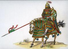 humanity - mongolian horseman