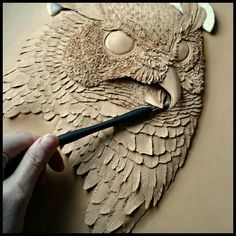Embossing Work I :: Dream leather