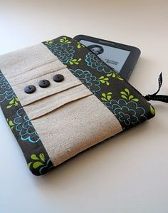 Cute Kindle case.  Now I just need a Kindle!
