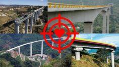 Los puentes que están cambiando la geografía De Colombia 2017