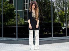 #BestOfBlogs May 12 @MADAME DE ROSA #streetstyle