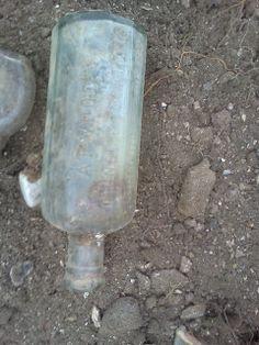 12/03/2013 Chicopee Mass Bottle Dig