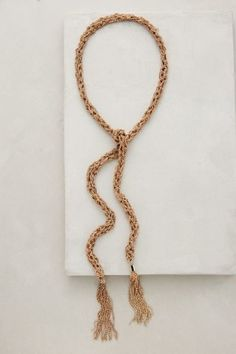 anthropologie | necklace