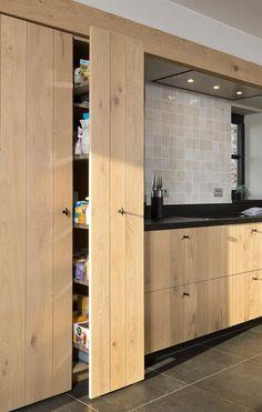 Rustic Kitchen Island, Rustic Kitchen Cabinets, Rustic Kitchen Decor, Ikea Kitchen, Kitchen Design Gallery, Kitchen Room Design, Interior Design Kitchen, Knoxhult Ikea, Painting Kitchen Countertops