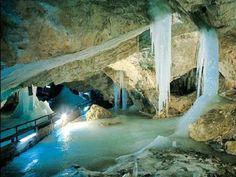 Cold beauty - Slovakia Demänovská ľadová jaskyňa