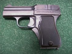 Schwarzlose  moodel 1908 9mm Germany
