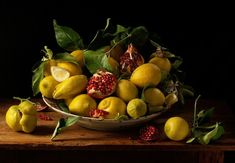 Paulette Tavormina's Still-Life Photos of Food, Dutch Master Style photo