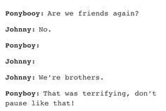 We're brothers :)